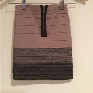 Guess bandage Mini skirt!